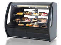 Refrigerated Display Case - GRAVITY COOLING - BAKERY & DELI