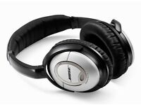 BOSE NOISE CANCELLING HEADPHONES QC15