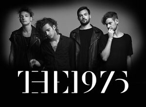 """2 Tickets to """"The 1975"""", Toronto"""