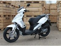 *Brand New* 66 plate Motorini XO Learner 125 Scooter. Warranty, Free Delivery, Part-ex