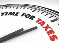 Hurry up Personal Tax start from 20$