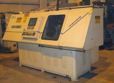 15 Ton Inertia Friction Welding Inc Horizontal Hwc015 Hybrid Cnc Welder -28562