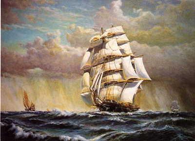 sailinship