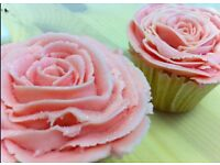 Stunning,Delicious Cupcakes for special occasions. £1.50 per cupcake FREE DELIVERY