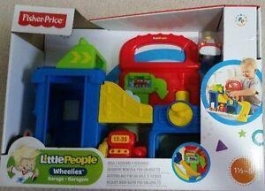 Fisher Price Little People Wheelies Auto Car Garage BRAND NEW Oakville / Halton Region Toronto (GTA) image 6