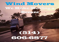 Wind Movers - We Make Moving a Breeze
