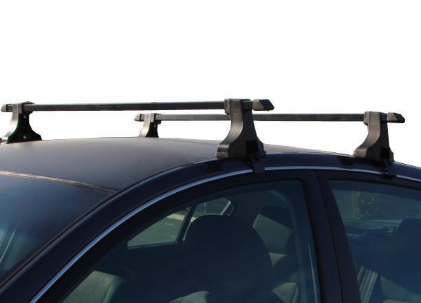 48 Window Frame Roof Top Rack Cross Bars Crossbars Car Truck Suv Removable on Sale