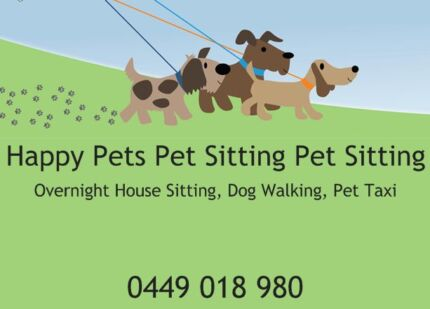 pet sitters and dog walkers wanted other jobs gumtree