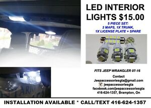 JEEP WRANGLER ACCESSORIES/PARTS & LED LIGHTS London Ontario image 9