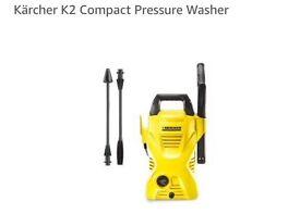 Karcher compact 2 pressure washer