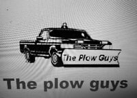 The plow guys Snow Plowing BEST PLOW RATES IN THE CITY