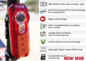 Fly6 HD Camera & rear light
