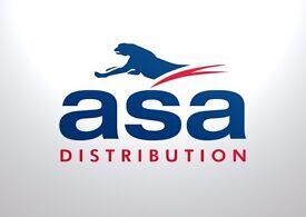 Leaflet Distributors in London - ASA Distribution offer Flyer Delivery 7 days per week