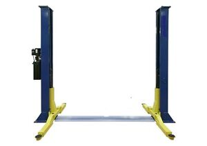Car lift - Hoist 9000 lbs 2 post lift storage lift Regina Regina Area image 3