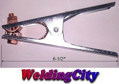 Weldingcity Arc Welding 300a Earth Ground Clamp Us Seller Fast Ship