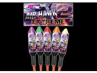 Air hawk 1/2 rockets
