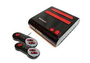 RetroDuo Game Console - Plays Both NES and SNES (5 games incl.)