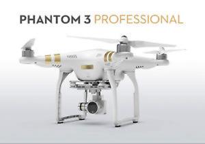 Phantom 3 Pro  DJI Drone