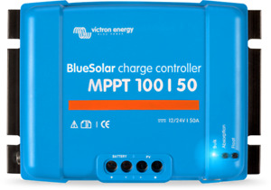 Chargeur Solaire Victron Energy SmartSolar MPPT 100/50