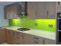 Glass Splashbacks - Supplied and fitted