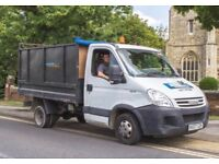 MAN AND VAN WASTE REMOVAL ALL DOMESTIC RUBBISH AND COMMERCIAL WASTE REMOVED .