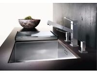 Brand New in Box Blanco Zerox 700-U Undermounted Sink Stainless Steel