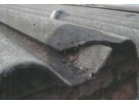 Asbestos roof removal and Asbestos waste removal