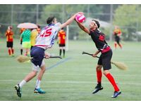 WANTED: Quidditch players