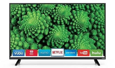 "Vizio D40F-E1 40"" D-Series 1080p Full Array LED LCD WiFi Enabled Smart TV *NEW*"
