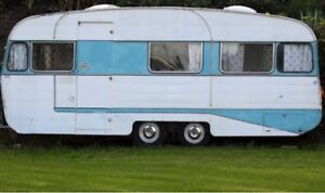 WANTED  old caravan for family project Noranda Bayswater Area Preview