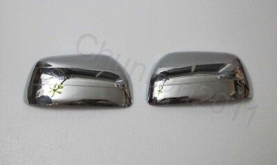 Chrome Side Mirror Mirrors Cover Trim for 01-04 Toyota RAV4 2pcs for sale  China