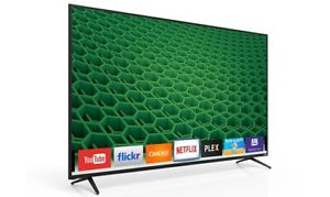 VIZIO 50INCH, 55INCH 4K SMART TV  LIMITED TIME OFFER !