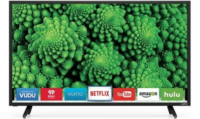 Vizio D32f E1 32  Class Full Hd 1080P Smart Full Array Led Tv With 2 Hdmi Inputs