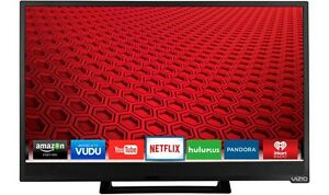 """Vizio 24"""" 1080p LED Smart-TV/Monitor with built in WiFi"""