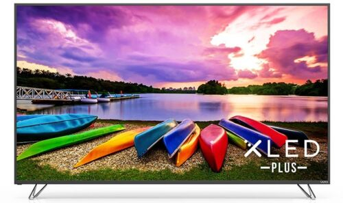 "VIZIO 50"" Class (49.5"" Diag.) LED 2160p Chromecast Built-in 4K Ultra HD Home Theater Display with High Dynamic Range Black M50-E1"