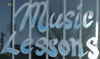 Winter Music Lessons available on most instruments and voice
