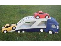 Little tikes transporter car