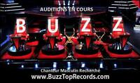 Male singer's opportunity: Pop Dance recording project