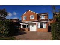 Stunning 5 bedroom family home: sought after location. Commute to Birmingham, Coventry or Leicester