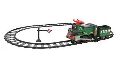 Chad Valley 6V Powered Ride On Train and Track Set Best For Your (Best Train Rides For Kids)