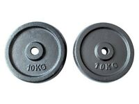 Iron Weight Plates