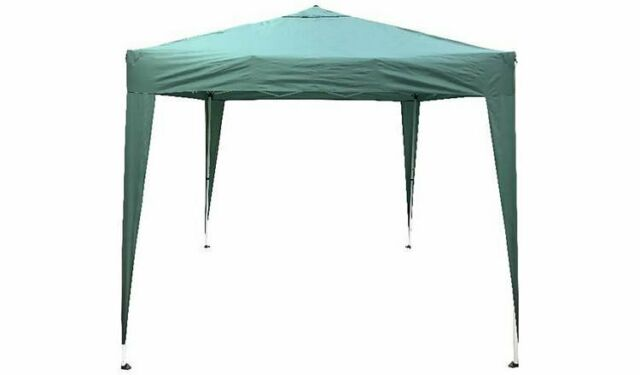 size 40 8d785 f8e11 Argos Home 2.4m x 2.4m Pop Up Garden Gazebo - Green RRP £55.00   in  Leicester, Leicestershire   Gumtree