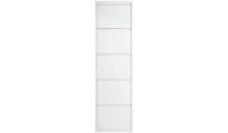 Habitat Daxton 5 Shelf Shoe Storage - White 734/9616 for sale  Sparkhill, Birmingham