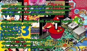 KODI movies&tv Retro Gaming