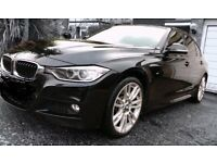 WANTED BMW F30 328i 330i MANUAL BLACK