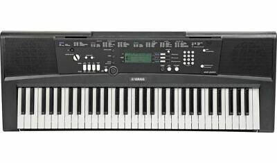 NEW Yamaha EZ-220 Full Size Digital Keyboard (A)