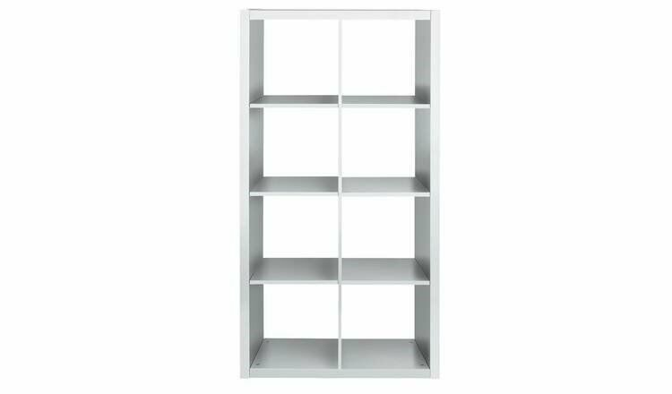 online store ac295 9b510 Argos Home Squares Plus 8 Cube Storage Unit - White | in Leicester,  Leicestershire | Gumtree