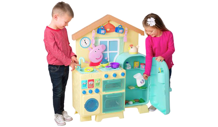 Brand New Peppa Pig Play Kitchen In Bonnyrigg