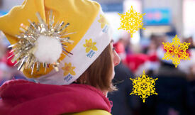 Choirs/Singers wanted for Christmas Collection in Uxbridge