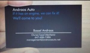 Mobile Mechanics for all your needs!!
